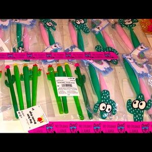 Cactus Party Theme Favors